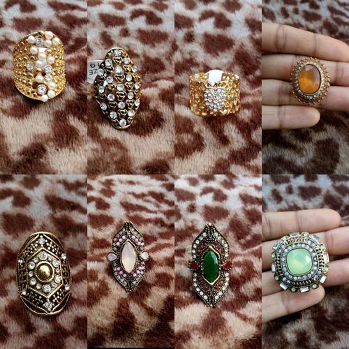 kit de 50 pulseiras aneis colares brincos para revenda