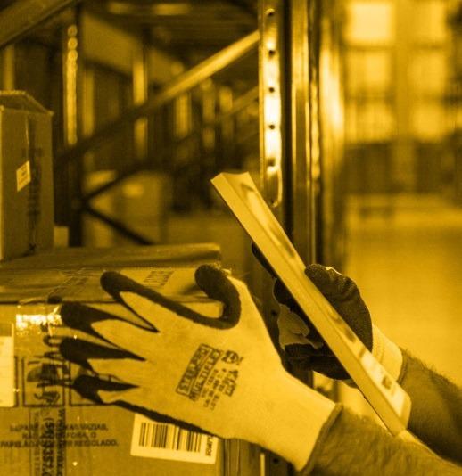 5d3547781176a Kit De 6 Pares Luva Segurança Tato - Modelo G-tact Vicsa - R  53