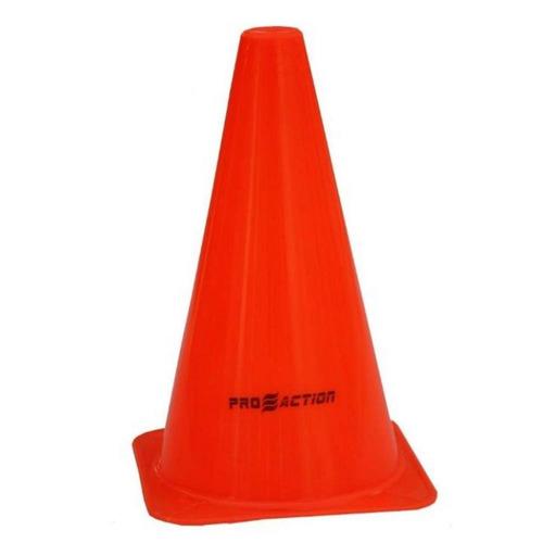 kit de 8 cones agilidade 23,5 cm proaction original