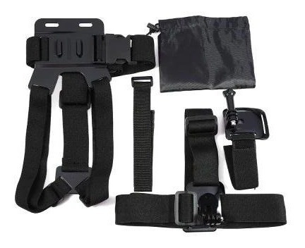 kit de accesorios 5 en 1 gopro sjcam
