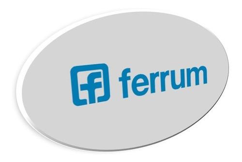 kit de accesorios de baño (7 pzs) fix ajf7v/b ferrum
