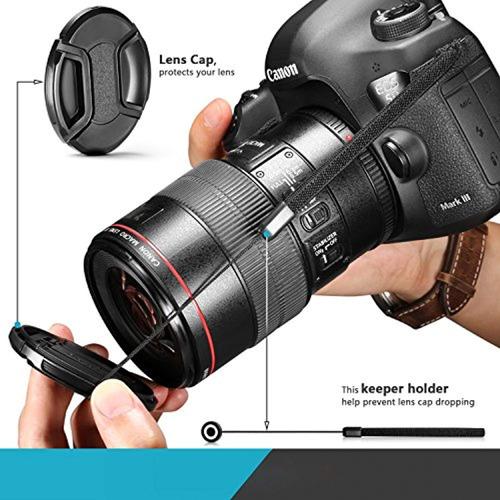 kit de accesorios para filtro lentes cámara