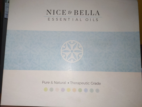 kit de aceites esenciales