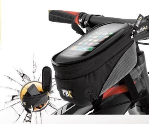 1cd4ab756 Kit De Acessórios Para Bike Bolsa Probike