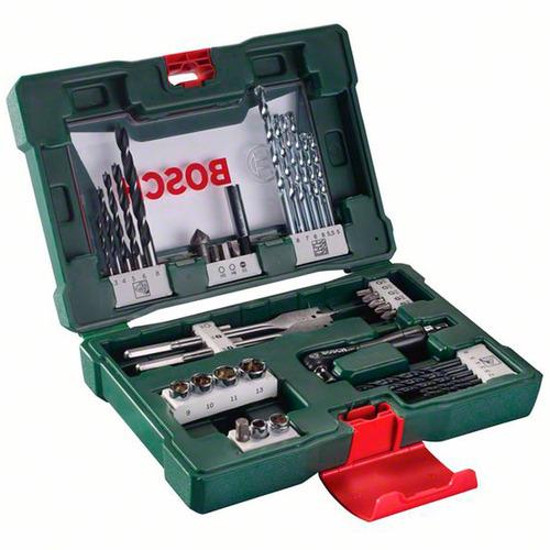 kit de acessórios v-line 41 peças - bosch