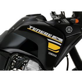 Kit De Adesivos Yamaha Ténéré 250 Estilo 2018 Prata