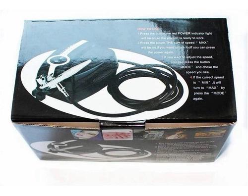 kit de aerografia + compresor 5 velocidades envio gratis