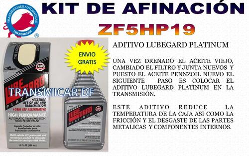 kit de afinacion zf5hp19 bmw 530i