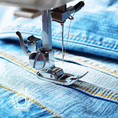 kit de agujas para jeans schmetz máquina familiar