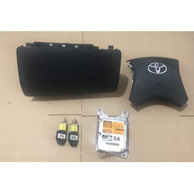 Kit De Air Bag Toyota Hilux 2013/2014/2015