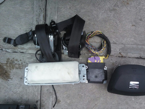 kit de airbag bolsas de aire ibiza