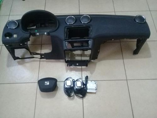 kit  de  airbag  de  ibiza  mod 16 seminuevo