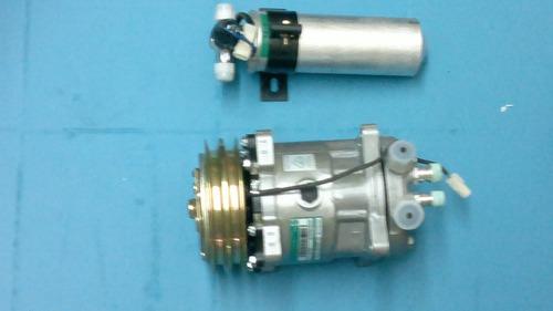 kit de aire acondicionado p/ payloder excavadora moto nuevo!