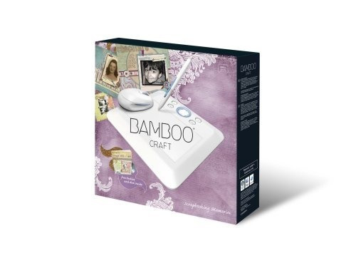 kit de álbum de recortes bamboo craft