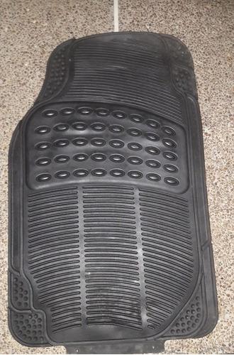 kit de alfombras para carro o camioneta 3 piezas