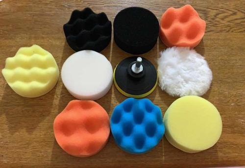 kit de almohadillas para lavado de muebles y polichar