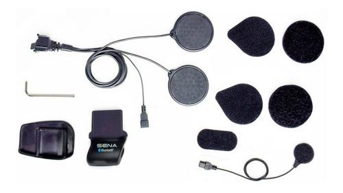 kit de anclaje y audifonos intercoms smh5-a0313 marca sena