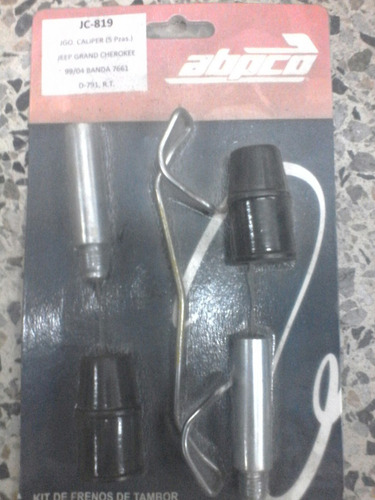kit de antiruido j-grand cherokee (99/04)