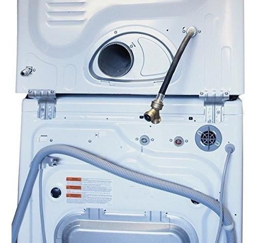 kit de apilamiento para lavadora y secadora samsung (carga