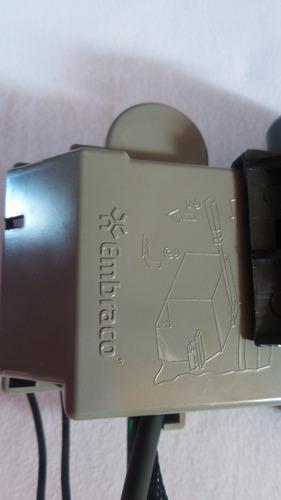 kit de arranque para nevera  ( rele & proctetor termico)