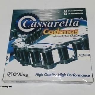 kit de arrastre akt 125 tt (46/17). oring cassarella.