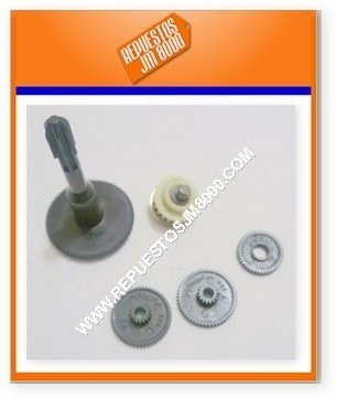 kit de arrastre de cinta epson lx 300+ lx 300+ii ( nuevos)