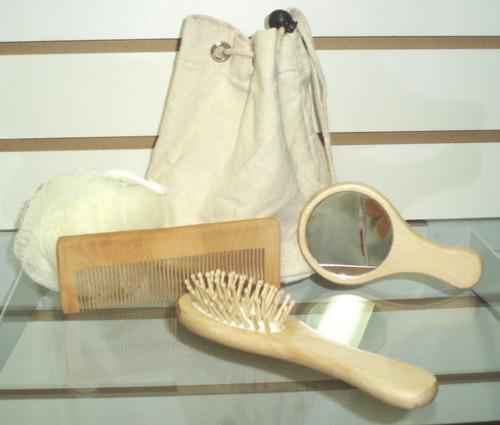 kit de aseo personal ideal para viaje