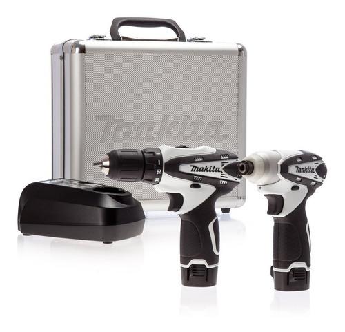 kit de atornilladores makita lct204w 10.8v