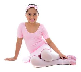 347595ffef Conjunto Ballet Infantil - Calçados, Roupas e Bolsas com o Melhores Preços  no Mercado Livre Brasil