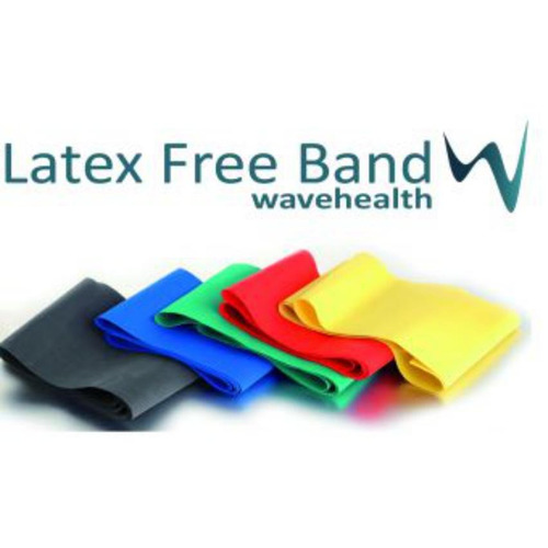 kit de bandas elasticas wavehealth por 5 resitencias libre d