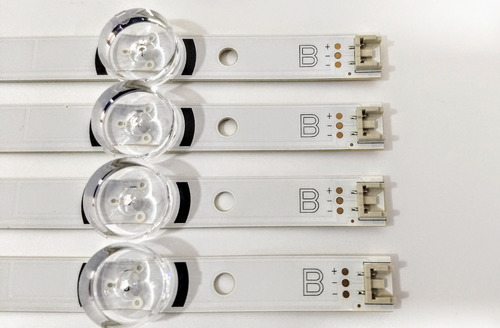 kit de barras de led lg 39lb6500 39lb5600 39lb5800 original