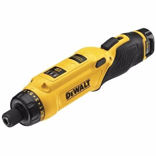 kit de batería dewalt dcf680n2 8v destornillador