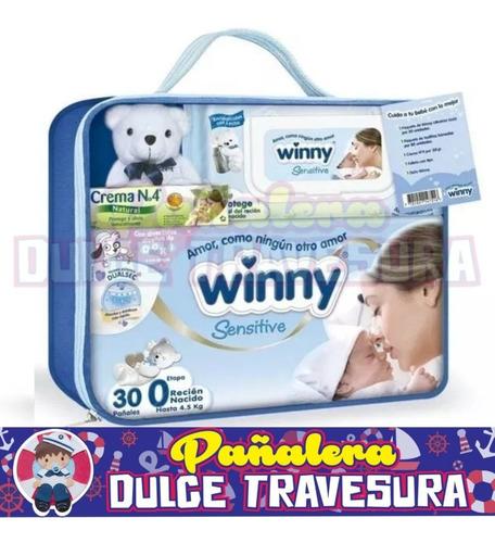 kit de bienvenida winny