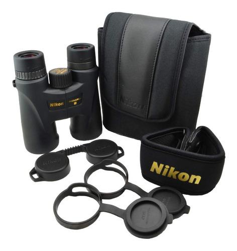 kit de binoculares nikon monarch 5 10x42 exclusivo