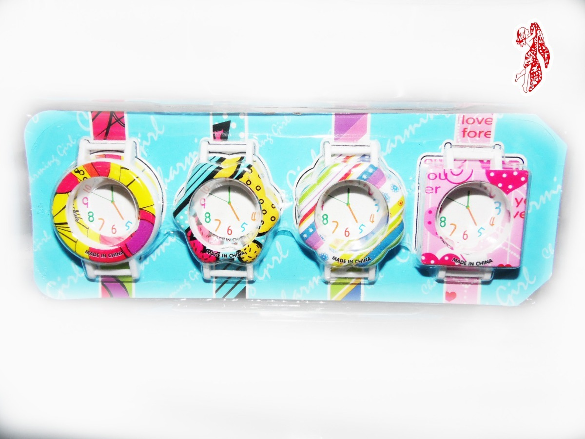Bisuteria Niñas Juguete De Para Reloj Kit Y9IeWHED2