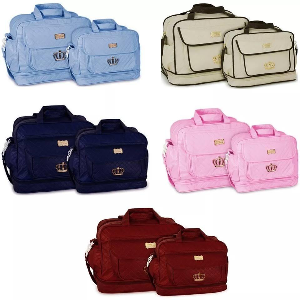 893a145ae9 kit de bolsas maternidade djon cores melhor preço só hoje. Carregando zoom.