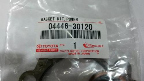 kit de bomba de direccion meru original 04446-30120