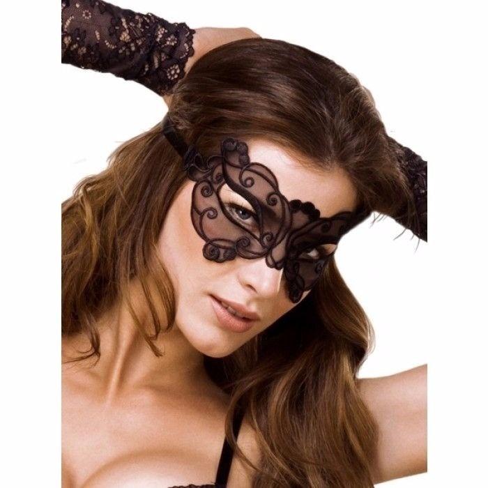 a262479ec Kit De Bracelete Cabaret + Máscara Chic   Demillus - R  49