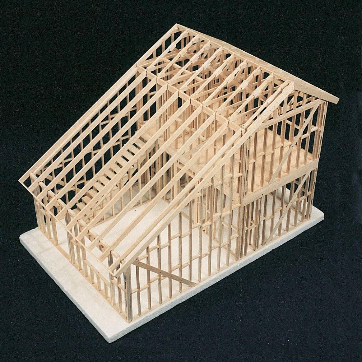 Kit De Brodhead Garrett De Dos Pisos Casa Framing - $ 3,632.84 en ...