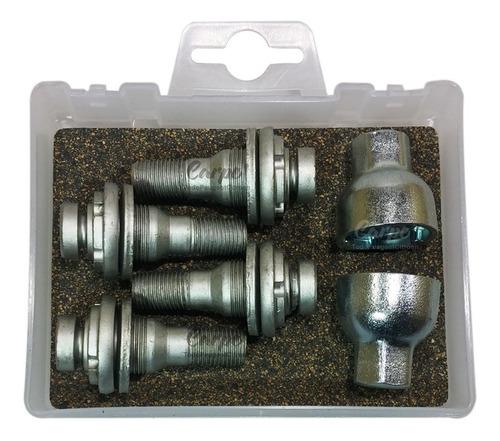 kit de bulones antirrobo ruedas peugeot 308