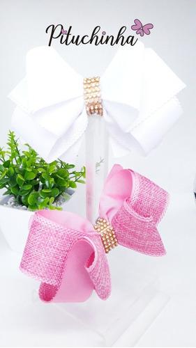 kit de cabelo laço luxo