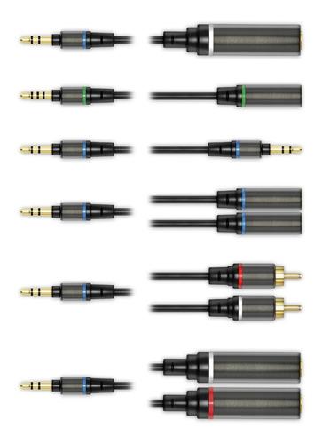 kit de cables de audio ik multimedia iline - cuotas