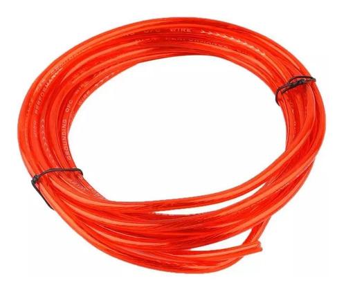 kit de cables para amplificador 4 gauge