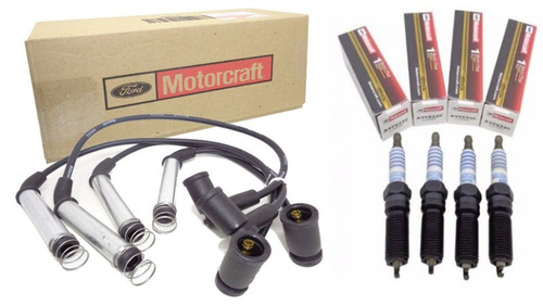 kit de cabo + velas ford ka 1.0 2010/ original