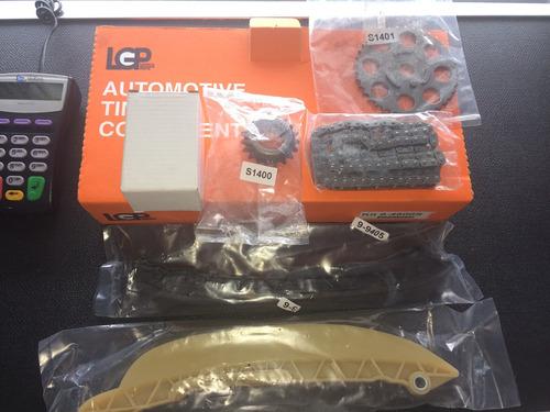 kit de cadena de tiempo ford 1.6 fiesta ka ecosport