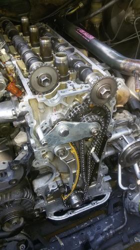 kit de cadena de tiempo gran vitara motor 4 cil 2.0