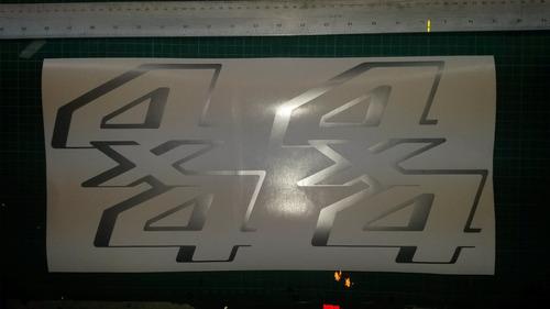 kit de calcomanías 4x4 ford super duty