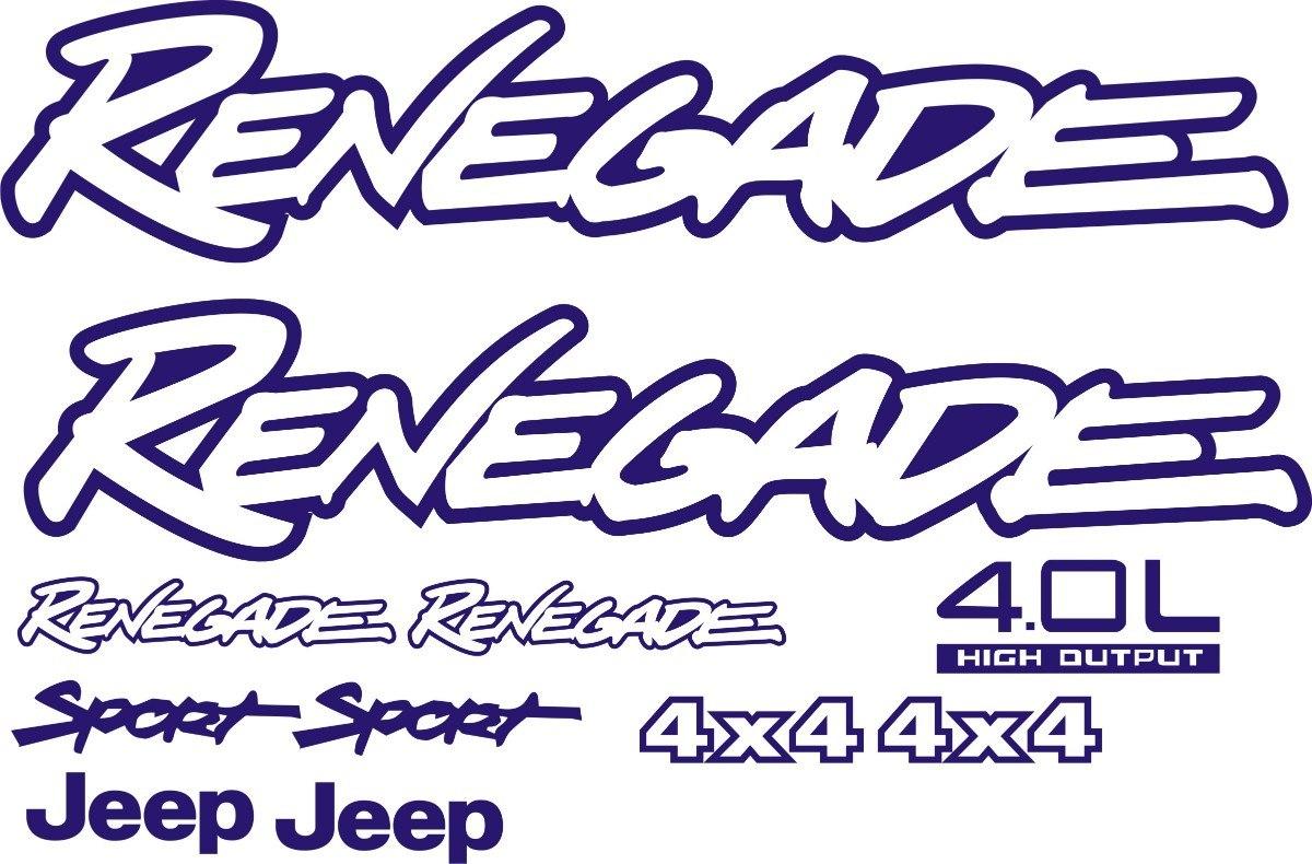 Kit de calcomanias para jeep wrangler tj y rubicon bs for Http y