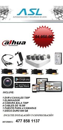 kit de cámaras de seguridad incluye instalación