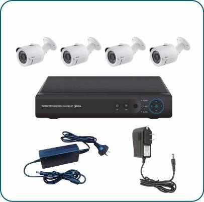 kit de cámaras de seguridad siera, no hikvision, no dahua